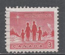 Canada 1964.Scott #434p (U) Christmas, Noël, Family And Star Of Bethlehem - 1952-.... Règne D'Elizabeth II