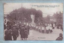 CPA - Mauves-sur-Huisne (61) - 10. Inauguration Du Monument - Le Clergé - Edit. Chouanard - France