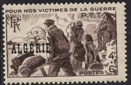 ALGERIE 1945 -  Y.T. N° 242 - NEUF**  - A32 - Algérie (1924-1962)
