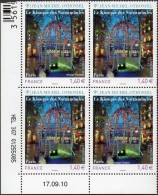 France Coin Daté N° 4533 ** Jean-Michel Othoniel - Kiosque Des Noctambules Du 17.09.2010 - 2010-....