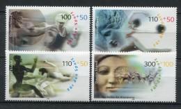 Alemania 2000. Yvert 1926-29 ** MNH. - Ungebraucht
