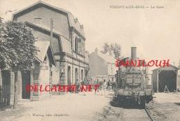 08 // VRIGNE AUX BOIS    La Gare - France