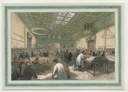 Great Britain: Postal Museum Card - Post Office Investigations - Related Postmark - Poste & Facteurs