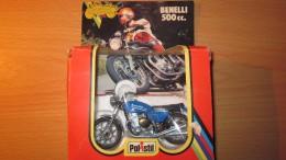 BENELLI 500 - 1978 1/24th POLISTIL DIECAST MODEL MOTORCYCLE - Moto