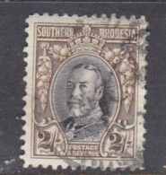 Southern Rhodesia 1931 Field Marshall, 2/=, Perf 12, C.d.s. Used - Southern Rhodesia (...-1964)