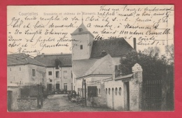 Courcelles - Brasserie /Brouwerij Et Château De Rianwelz - 1903  ( Voir Verso ) - Courcelles