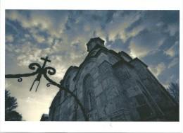 Kosovo.The Austrian Embassy In Macedonia - Project - Postcard Published.Monastery Gracanica - Kosovo