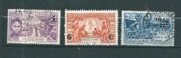 Indochine De 1931  N°147/49  Oblitérés - Indochina (1889-1945)