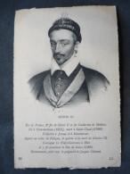 Henri III Agnès Sorel Louise De Savoie Marguerite De France Marguerite De Valois 5 Cartes - Storia