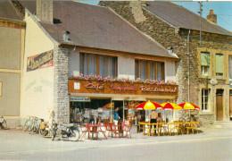 08 - LES HAUTES RIVIERES - Le Café Restaurant POIRSON VELOS MOBYLETTE - France
