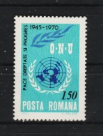 1970 - 25 Anniv. De L O.N.U. Mi No 2887 Et Y&T No 2570 MNH - 1948-.... Republics