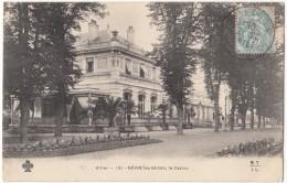 France, Allier, NERIS Les-BAINS, Le Casino , 1905 Used Postcard [18392] - Neris Les Bains