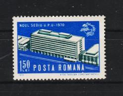 1970 - Nouveau Batiment De L U.P.U. A Berne  Mi No 2875 Et Yv No 2559 MNH - 1948-.... Republiken
