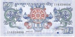 Bhutan - Pick 27b - 1 Ngultrum 2013 - Unc - Bhutan