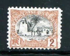 COTE DES SOMALIS - Y&T N°54- Neuf Avec Charnière * - Neufs