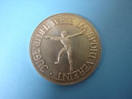 PA. Mo. 69. Jugend Der Welt IM Sport Vereint . Deutscher Sportaler. Argent 900 - Duitsland