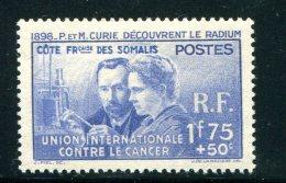 COTE DES SOMALIS - Y&T N°147- Neuf Avec Charnière * - Französich-Somaliküste (1894-1967)