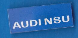 SLOVENIA Pins - AUDI NSU Old Pin - Audi