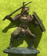 Seigneur Des Anneaux - Figurine Atlas En Plomb - Oriental (2004) - Le Seigneur Des Anneaux