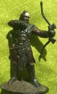 Seigneur Des Anneaux - Figurine Atlas En Plomb - Lurtz (2003) - Le Seigneur Des Anneaux