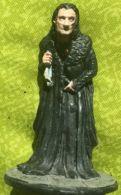 Seigneur Des Anneaux - Figurine Atlas En Plomb - Wormtongue Eaglemoss Grima Langue De Serpent - Le Seigneur Des Anneaux