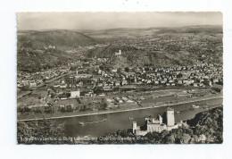 CPA Allemagne CPSM Burg Lahneck Mit Oberlahnstein Am Rhein - Lahnstein