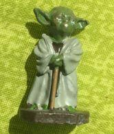 Star Wars - Figurine Atlas En Plomb - Lucasfilm 2005 - Yoda - Figurines