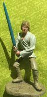 Star Wars - Figurine Atlas En Plomb - Lucasfilm 2005 - Luke Skywalker - Figurines