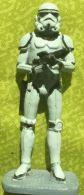 Star Wars - Figurine Atlas En Plomb - Lucasfilm 2005 - Soldat Clone - Figurines