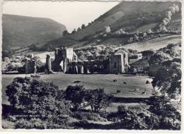 ABERGAVENNY - Llanthony Priory ,  PC Salmon Series - Monmouthshire