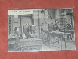 """PARIS    1910  METIER BANQUE   HOTEL DES MONNAIES N° 13  """"   LES DECOUPOIRS  """"  EDIT CIRC OUI - Artisanry In Paris"""