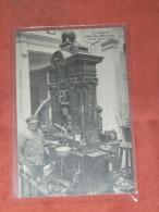 "PARIS    1910  METIER BANQUE   HOTEL DES MONNAIES N° 16  ""    PRESSE MONETAIRE   ""  EDIT CIRC OUI - Artisanry In Paris"