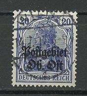 Ober-Ost 1917 Michel 8 O WILNO Vilnius Lithuania Litauen - Lithuania