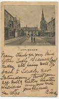 Uppingham Market Square  Used 1901 - Rutland
