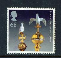 GREAT BRITAIN  -  2011  Crown Jewels  68p  Used As Scan - 1952-.... (Elizabeth II)