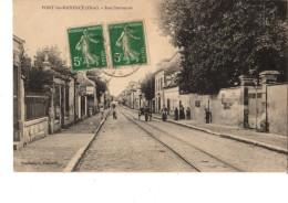 60----PONT-SAINTE MAXENCE----rue L'erronnet---voir 2 Scans - Pont Sainte Maxence