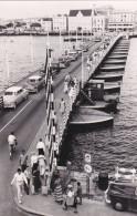 CURACAO, Netherlands West Indies; Floating Bridge, 30-40s - Curaçao