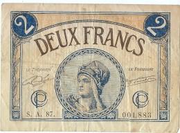 LBR20 - 3 BILLETS DE LA CHAMBRE DE COMMERCE DE PARIS DELIBERATION 10 MARS 1920 - Chambre De Commerce