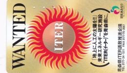 Japan, 110-016-ver-0109, Card Number 117, Wanted - Iter. - Japan