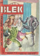 BLEK  N° 222   - LUG  1972 - Blek