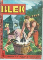 BLEK  N° 228   - LUG  1973 - Blek