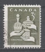 Canada 1965, Scott #443 Christmas: Gifts Of The Wise Men (U) - 1952-.... Règne D'Elizabeth II