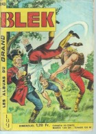 BLEK  N° 243   - LUG  1973 - Blek