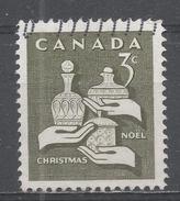 Canada 1965, Scott #443p Christmas: Gifts Of The Wise Men (U) - 1952-.... Règne D'Elizabeth II