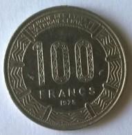 Gabon - 100 Francs 1971 - Superbe - - Gabón