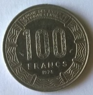 Gabon - 100 Francs 1971 - Superbe - - Gabon
