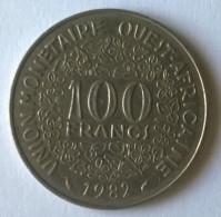 Afrique De L´Ouest - 100 Frs - 1982 - Superbe - - Monnaies