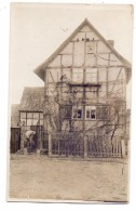 0-4712 KELBRA - SITTENDORF, Photo-AK, 1913, Einzelhaus - Kelbra