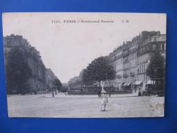 CPA - PARIS  - BOULEVARD PEREIRE - Arrondissement: 17
