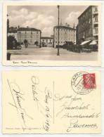 Z-COLONIE (007) - ZARA Piazza Dellaurana (??) - Fp/Vg 1931 - Militaria